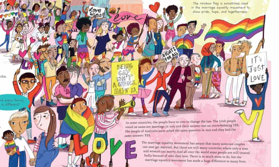 Rashmi Sirdeshpande's How to Change the World, illustrated by Annabel Tempest.