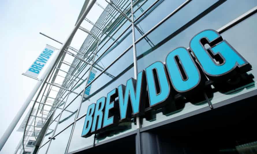 Brewdog signage