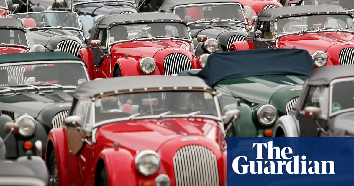 Italian Investment Firm To Buy Morgan Motor Company Business The