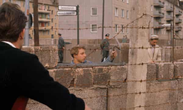 Masons Berlin Wall 1961