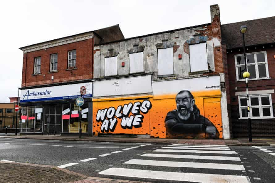 time for a new coat in wolverhampton?