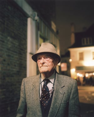 Harry Leslie Smith today.