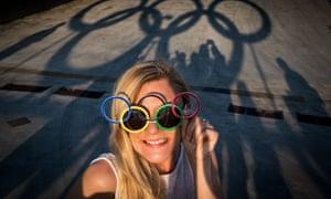 rio olympics selfie
