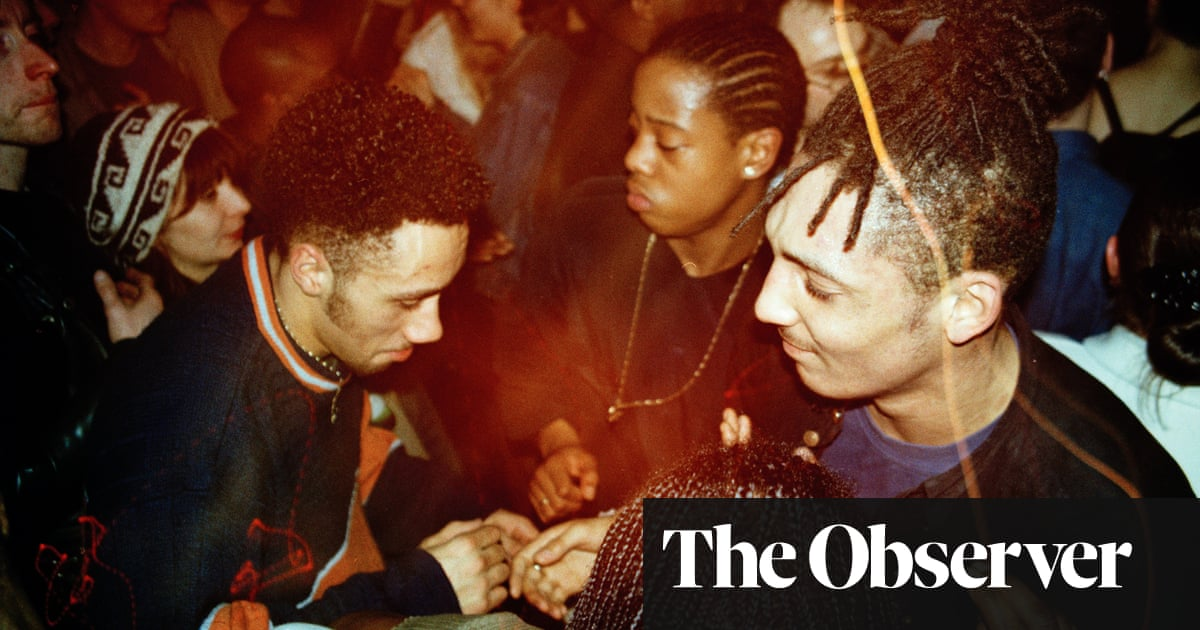 Junglist by Two Fingas and James T Kirk review – when jungle was massive