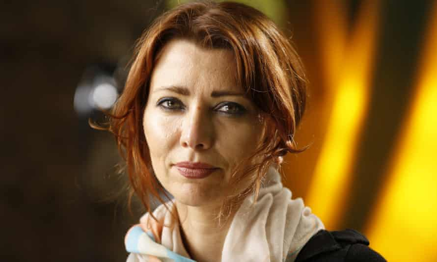 'Politics is too often guided by emotion' … Elif Shafak.