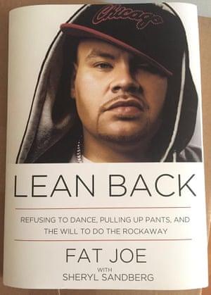 Lean Back: a Fat Joe parody of Sheryl Sandberg's Lean In.