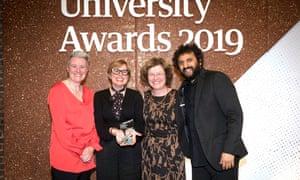 Course and curriculum design award winner: Nottingham Trent University.
