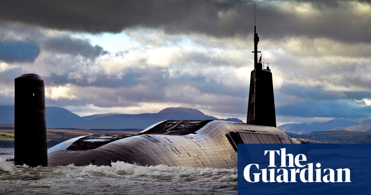Labour's nuclear weapons stance needs a rethink  Letters