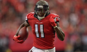Julio Jones is the best wide best wide receiver – and perhaps the best player – in pro football.