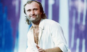 Collins in Philadelphia's Live Aid 'It was more about the music than the fame'