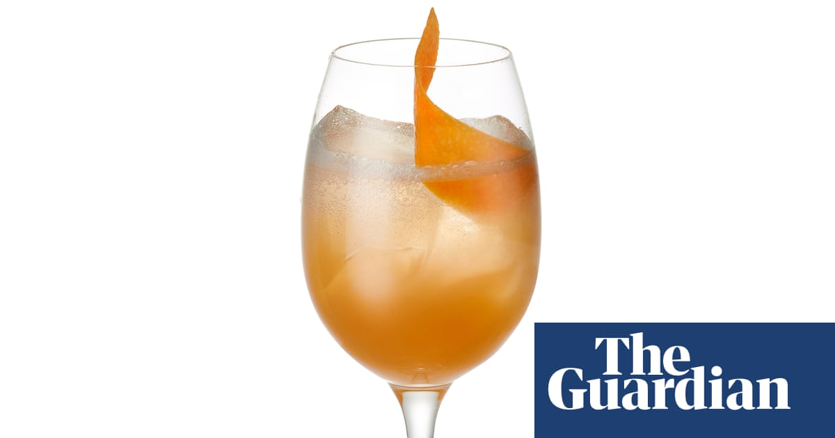 Cocktail of the week: The Alchemist's Chase the rainbow – recipe