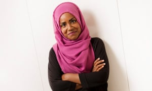 Talent and grace … Nadiya Hussain.