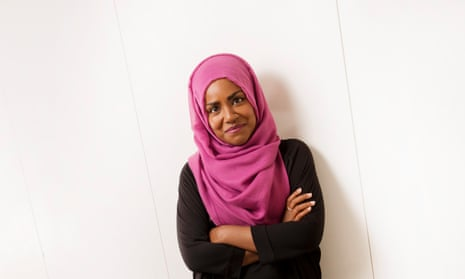 Nadiya Hussain, winner of The Great British Bake Off 2015
