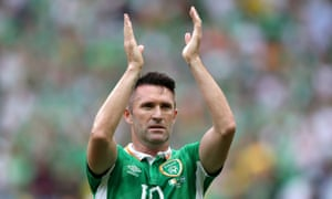 Robbie Keane has described playing for the Republic of Ireland as a 'wonderful journey'. His last match for his country will be against Oman on Wednesday
