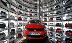 Volkswagen has been accused of trying to evade emission regulations.