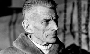 Samuel Beckett in 1977.