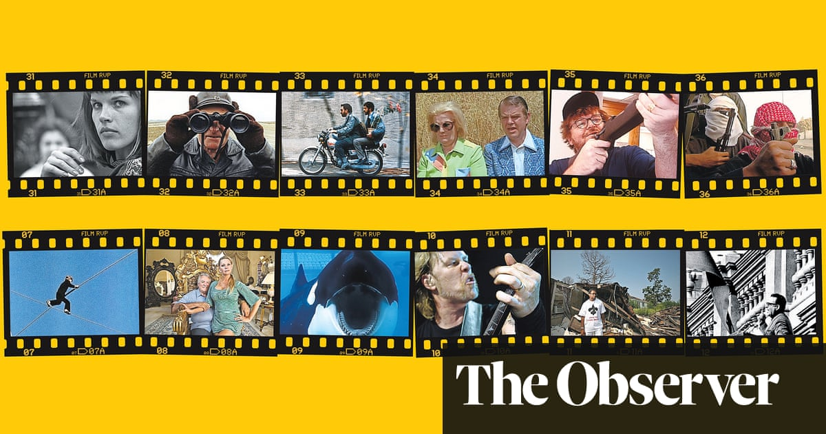 50 documentaries you need to see | Film | The Guardian