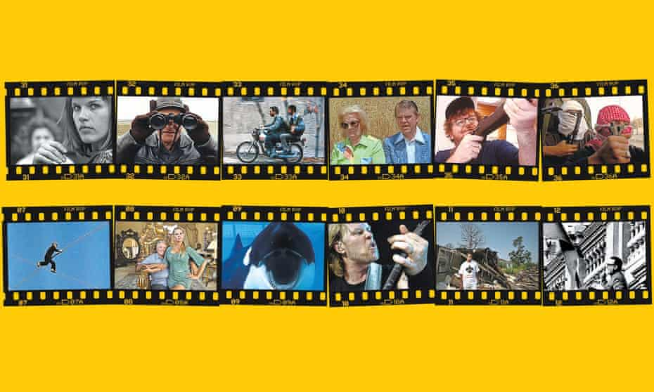 Some of the 50 best documentaries... but which are your favourites?