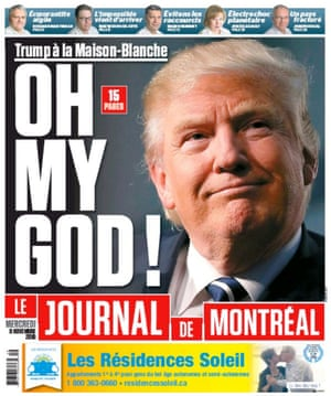 Le Journal de Montreal, Canada