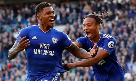 Kadeem Harris seals first win for Cardiff against a Fulham in freefall