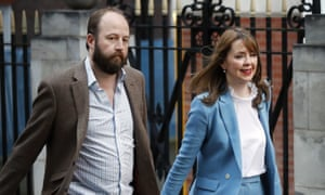 Joint chiefs of staff Nick Timothy and Fiona Hill