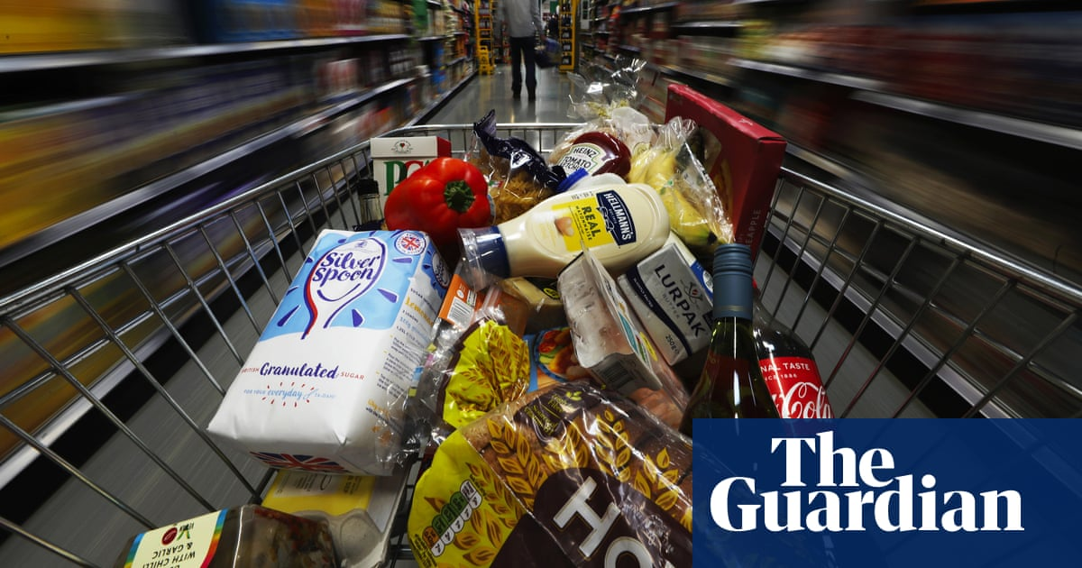 British households increased calorie intake in pandemic, study finds
