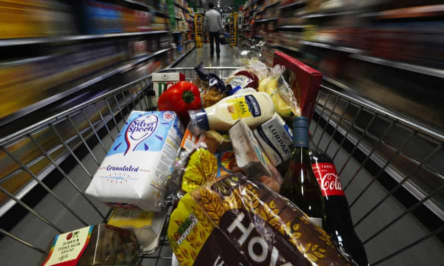 People self-scanning their groceries in the four days after a political scandal, are up to 30% more likely to under-report contents.