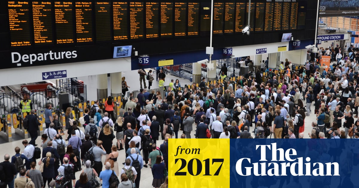 de73ca2b5a9 Rail users face steepest fare rise in five years as inflation hits 3.6%