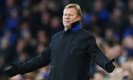 Everton's Ronald Koeman planning new bid for Morgan Schneiderlin
