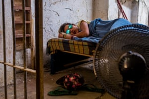 The population of homeless people in Rio has tripled