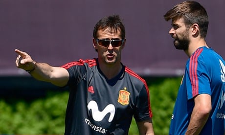 e18caa417 Julen Lopetegui to join Real Madrid as head coach after World Cup