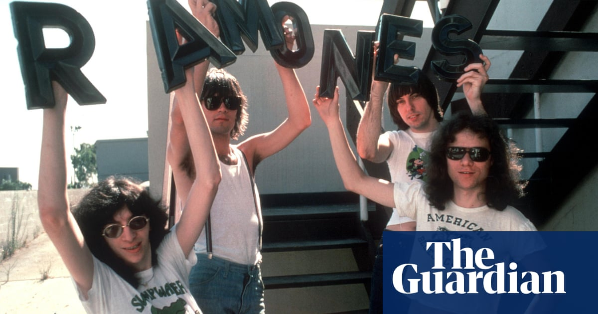 Forty Years Of The Ramones They Were The Smartest Dumb Band You