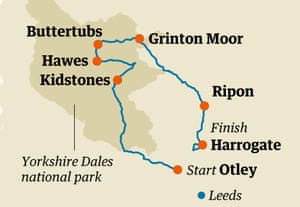 Yorkshire-cycling-route