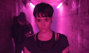 Claire Foy in The Girl in the Spider's Web: trapped in the wrong genre?
