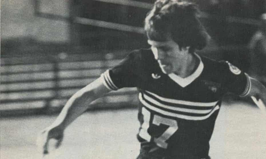 Miro Rys during his time with the Chicago Sting