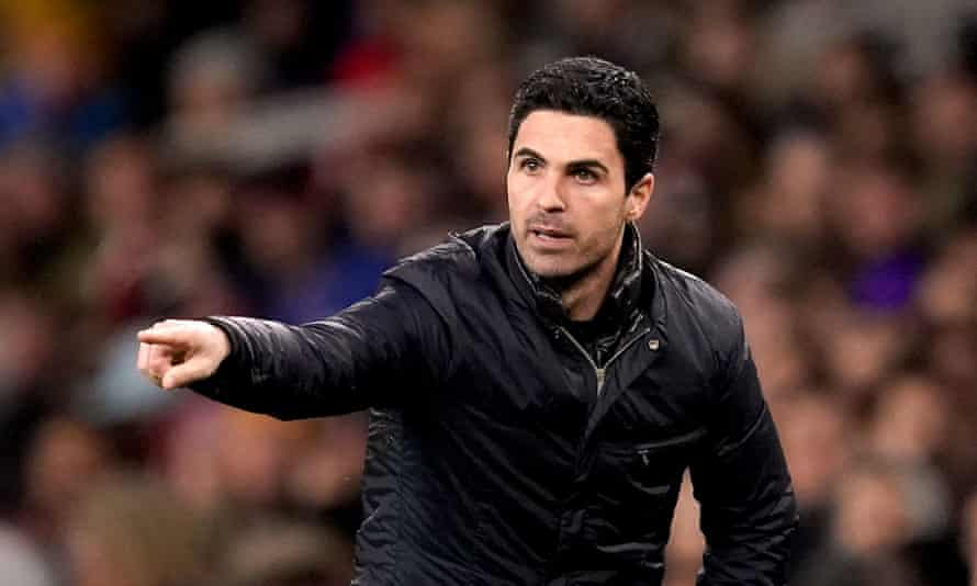 Mikel Arteta says squads would have to increase to 26 or 28 players if no changes are made to the calendar.
