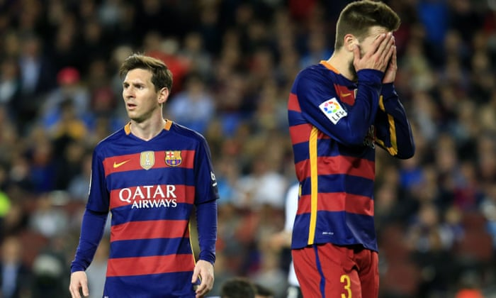 How Barcelona, the team that could not lose, became the team