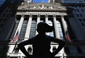 The New York Stock Exchange, which is closed for the 4th July holiday
