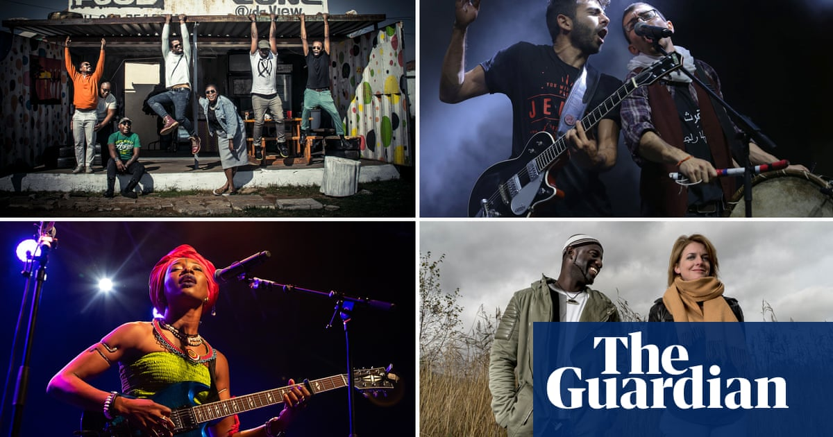 Music without borders: 2018's 10 best world albums