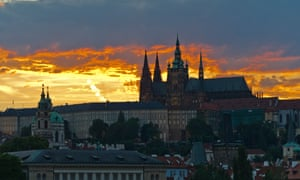 The Czech interior ministry is hosting the five-day summit in Prague