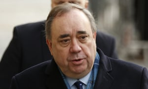 Alex Salmond was acquitted of all charges relating to alleged sexual assaults on Monday.