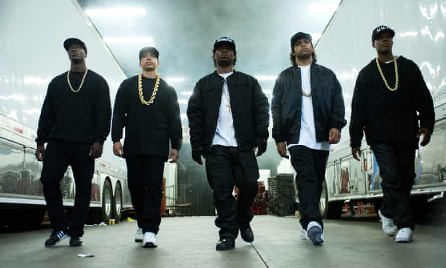 Straight Outta Compton: not a puffy lavender jacket in sight