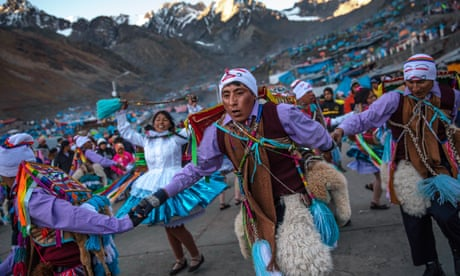 Peru's Snow and Star festival - in pictures