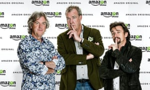 Amazon has announced that its Top Gear rival starring James May, Jeremy Clarkson and Richard Hammond will be called The Grand Tour.