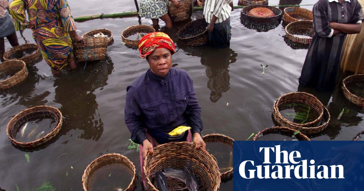 'What will be left for us?' Lagos fishermen lament the oil refinery - The Guardian