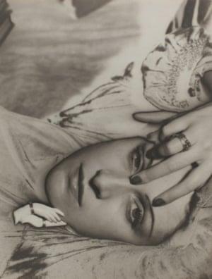 Dora Maar, 1936 by Man Ray, from the Tate Modern show The Radical Eye