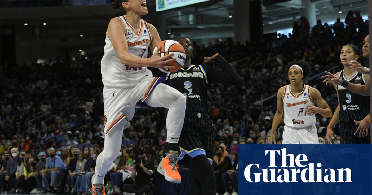 Diana Taurasi lost in the WNBA finals but her greatness remains secure