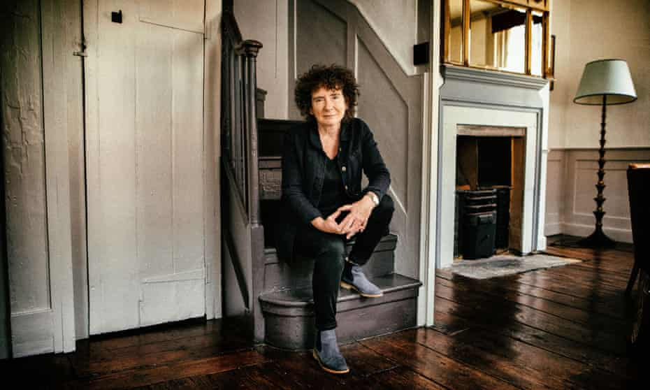Jeanette Winterson photographed this month at her home in London.