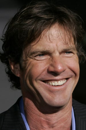 Dennis Quaid is the latest Hollywood star to take on a streaming project