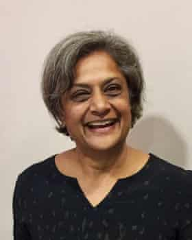 Meena Patel.